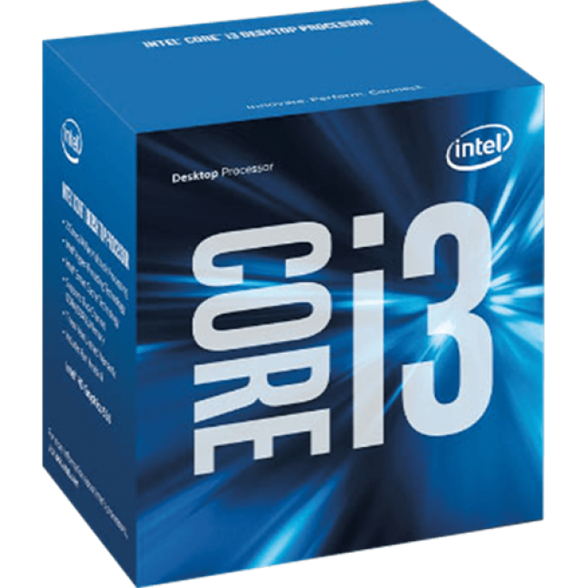 cpu Intel S1151 i3-6100 3.7GHz dual core 3MB