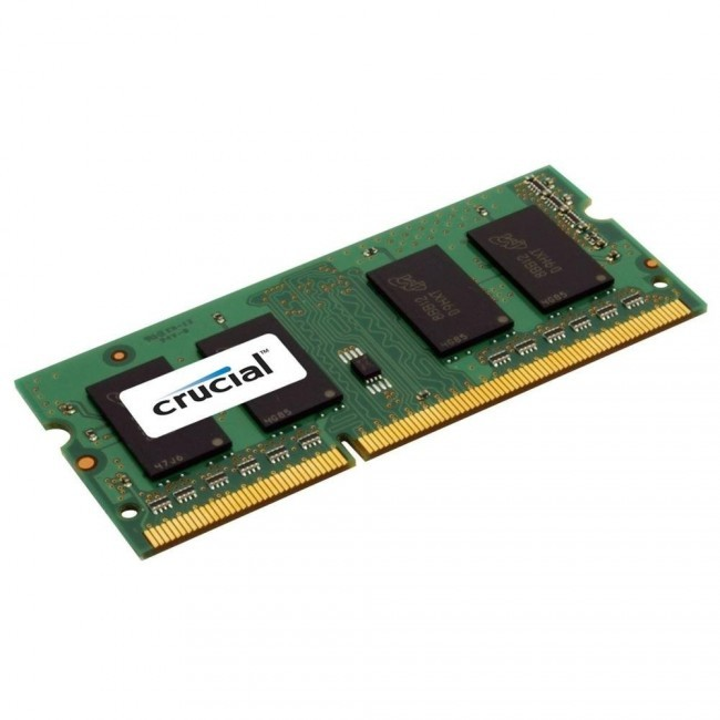 ddr3 - so-dimm 8GB geheugen 1600MHz - PC12800