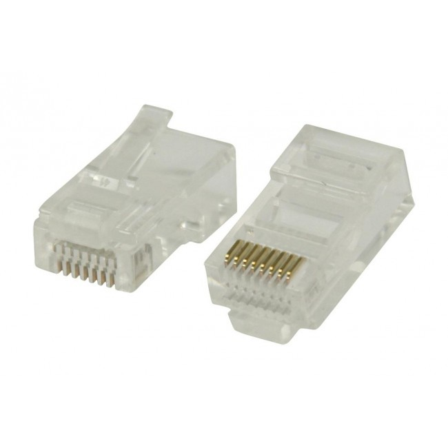 UTP RJ45 connector CAT5E