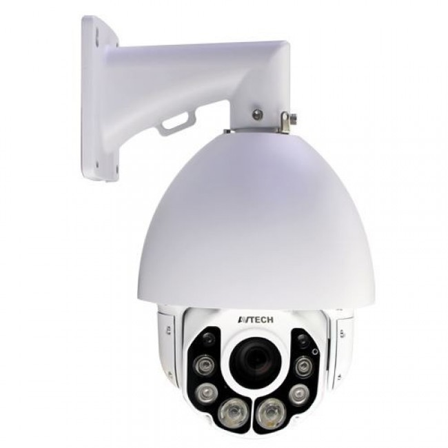 Avtech IP outdoor camera AVZ592 20x speed dome IR tot 300m