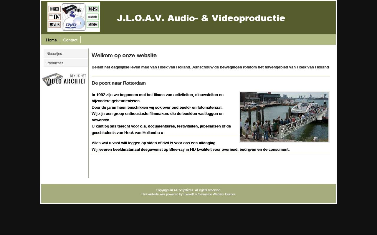 JLOAV AUDIO- & VIDEOPRODUCTIES
